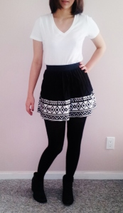 Winter skirt, great with or without stockings! $20.00